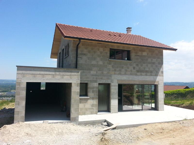 Cout construction maison neuve cout construction maison for Cout maison contemporaine