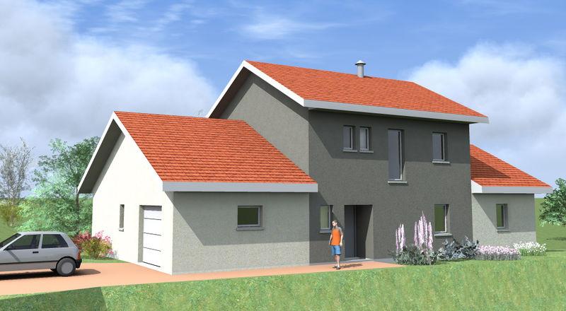 Archicube flament berthoin architectes r alisations for Prix maison neuve rt 2012
