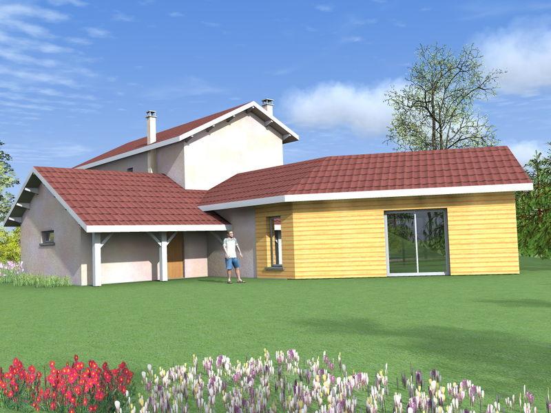 Archicube flament berthoin architectes r alisations for Extension maison 93